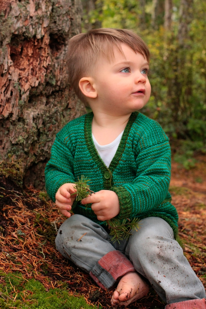 Playdate Cardigan Pattern