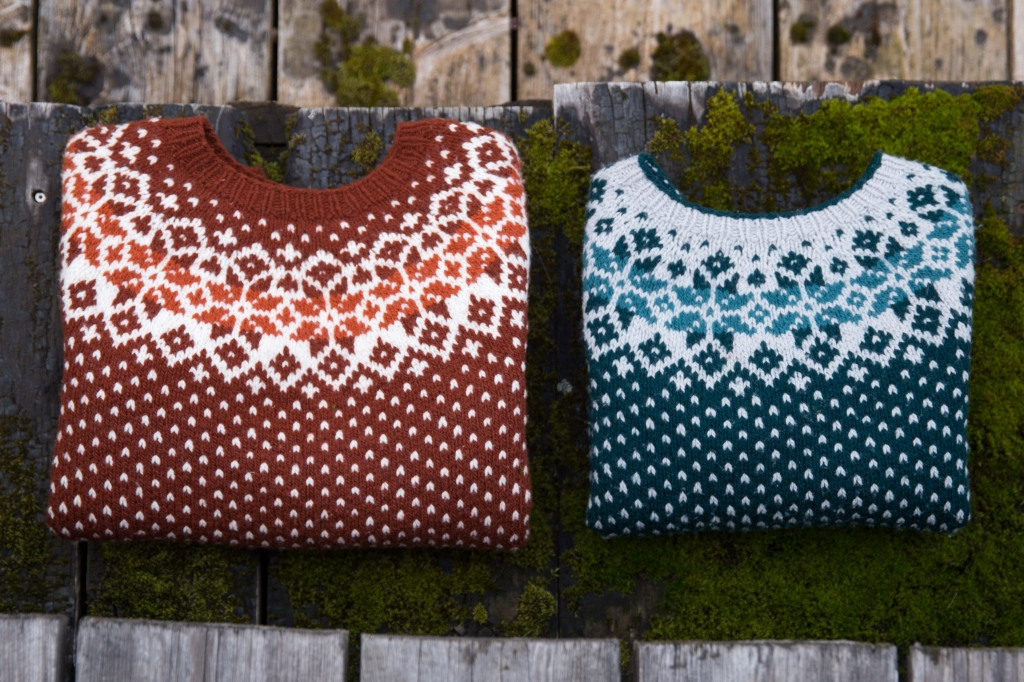 Moraine Sweater Pattern