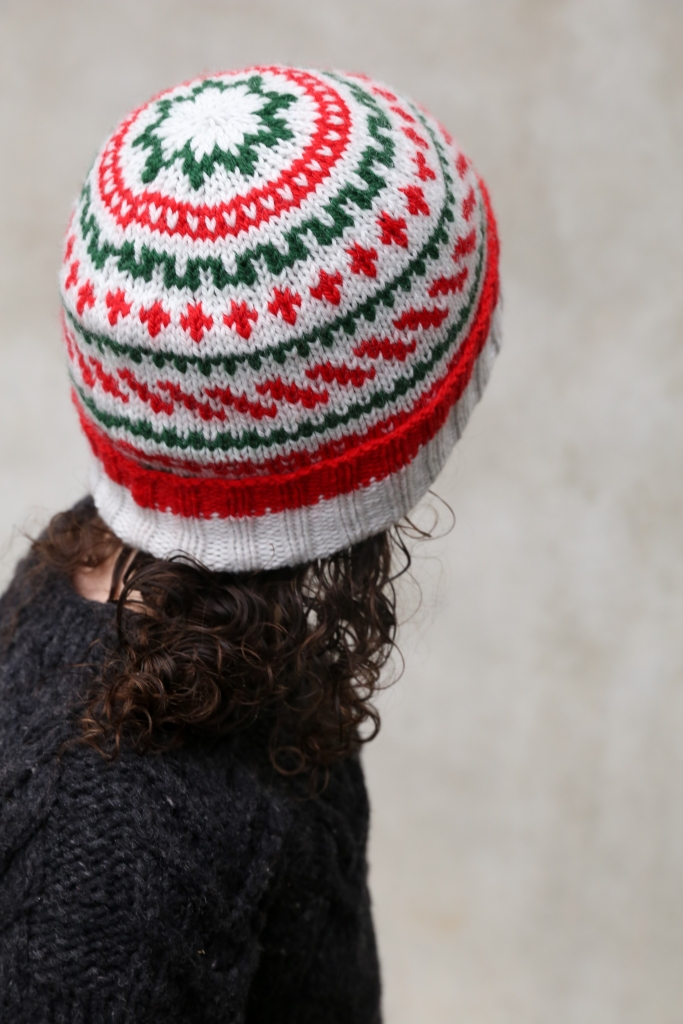 Cartography Hat Pattern