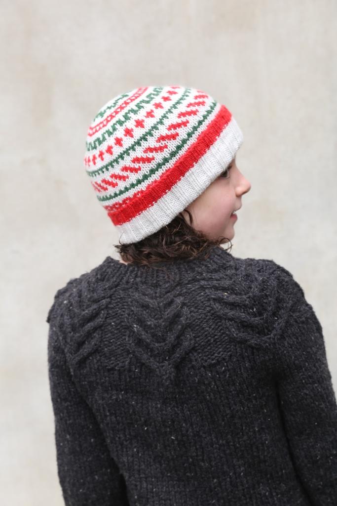 Antler Pullover Pattern