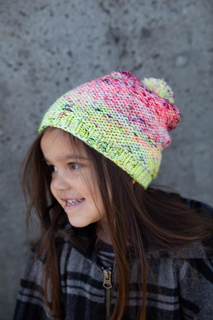 Snap Hat Pattern