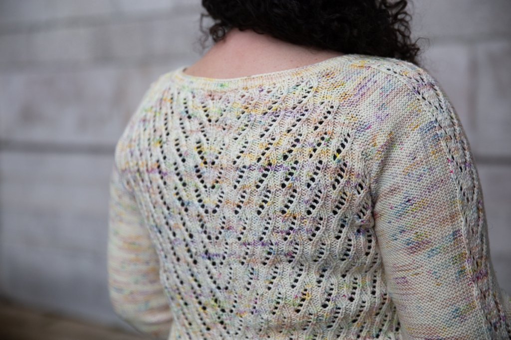 Penny sweater pattern