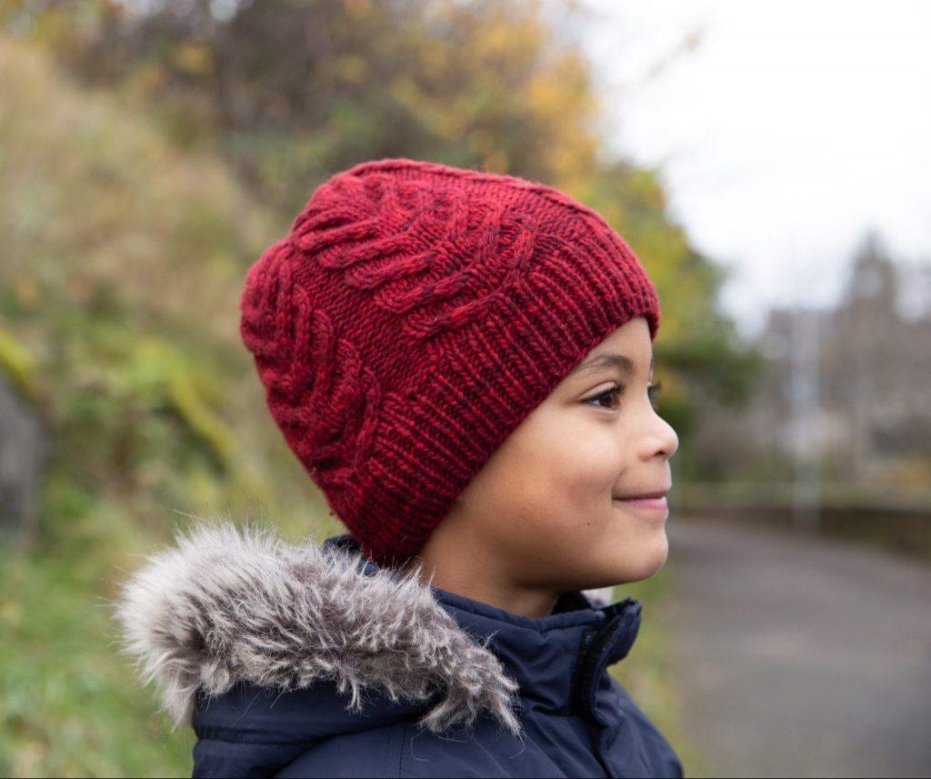 Antler Hat pattern