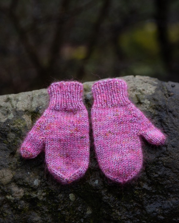 The World's Simplest Mittens Patterns