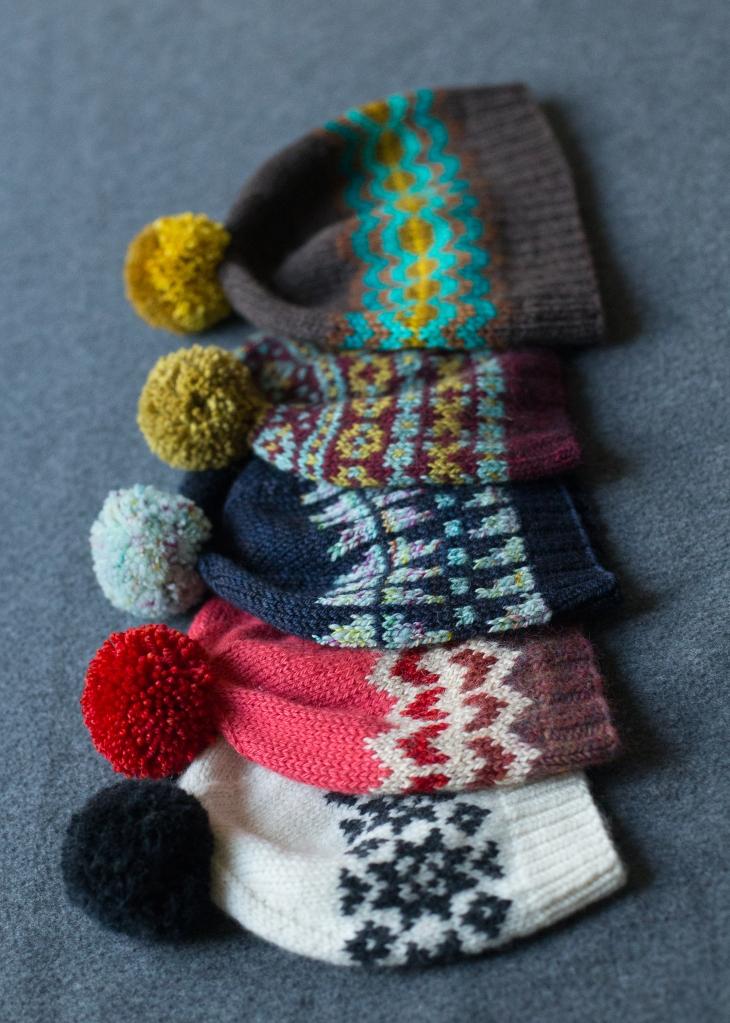 Anthology hat pattern