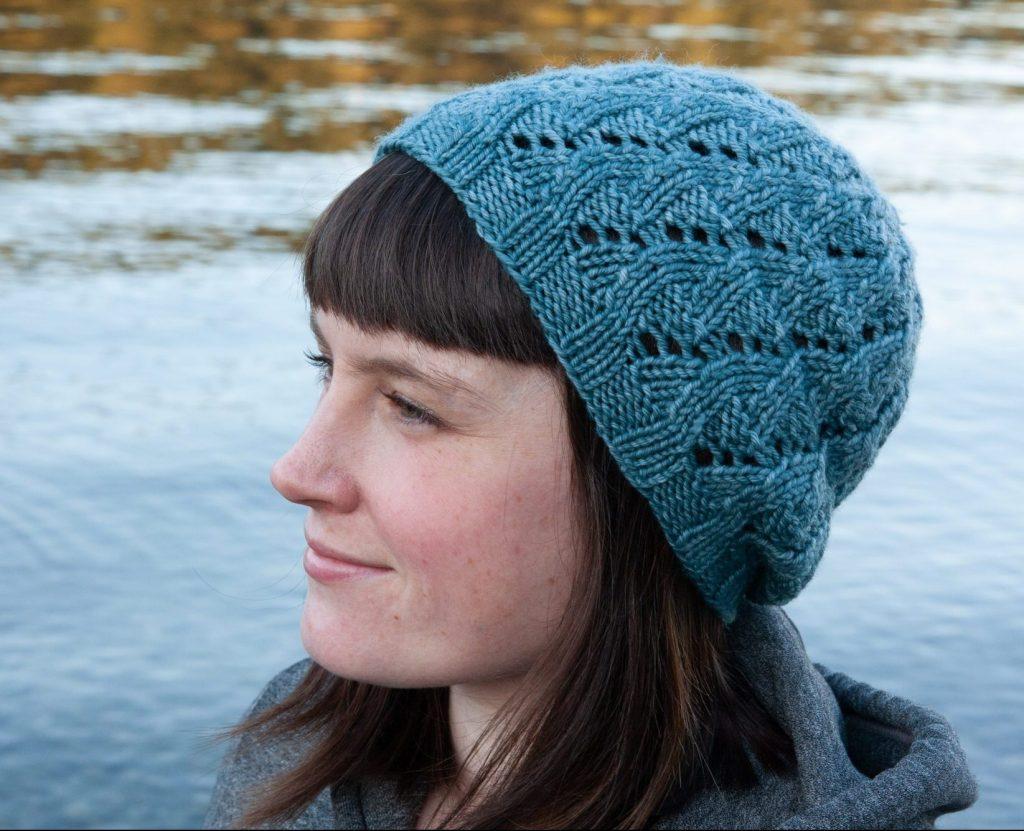 whitecaps hat pattern