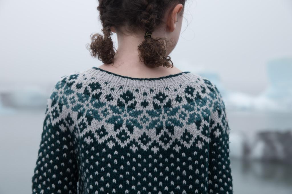 Moraine sweater pattern