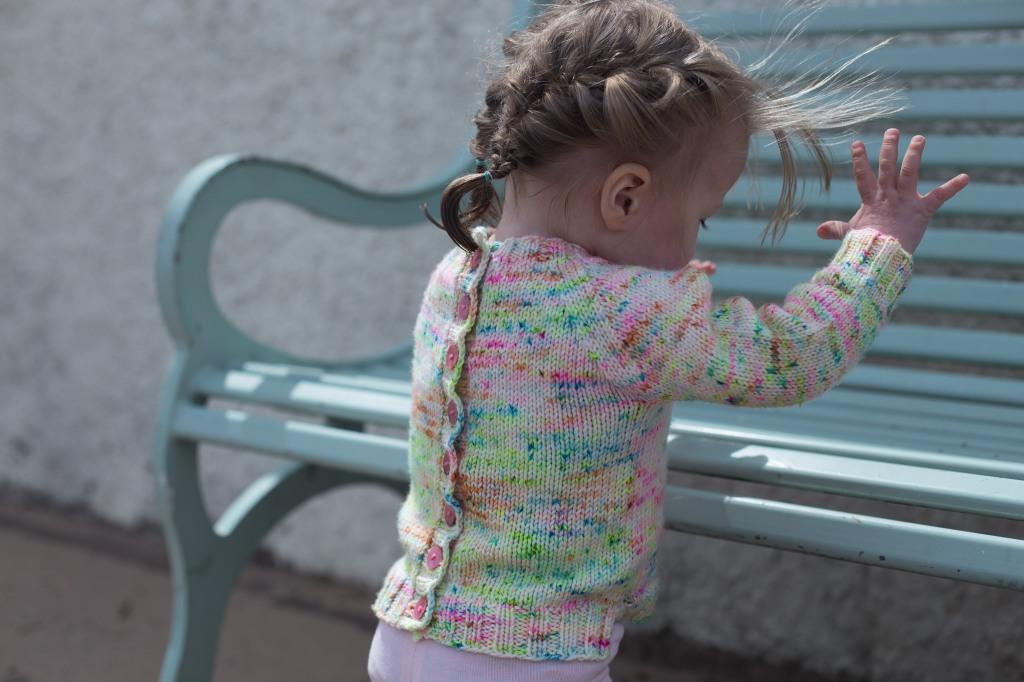 Boardwalk cardigan pattern