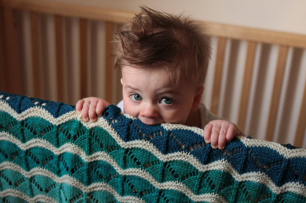 Bounce Blanket pattern