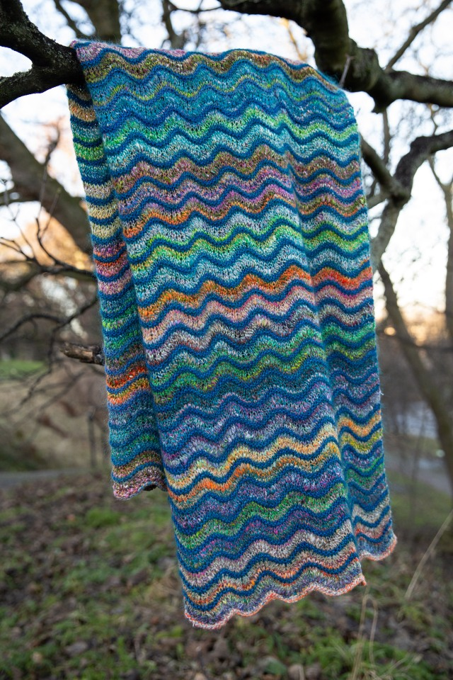 Lullaby Blanket Pattern