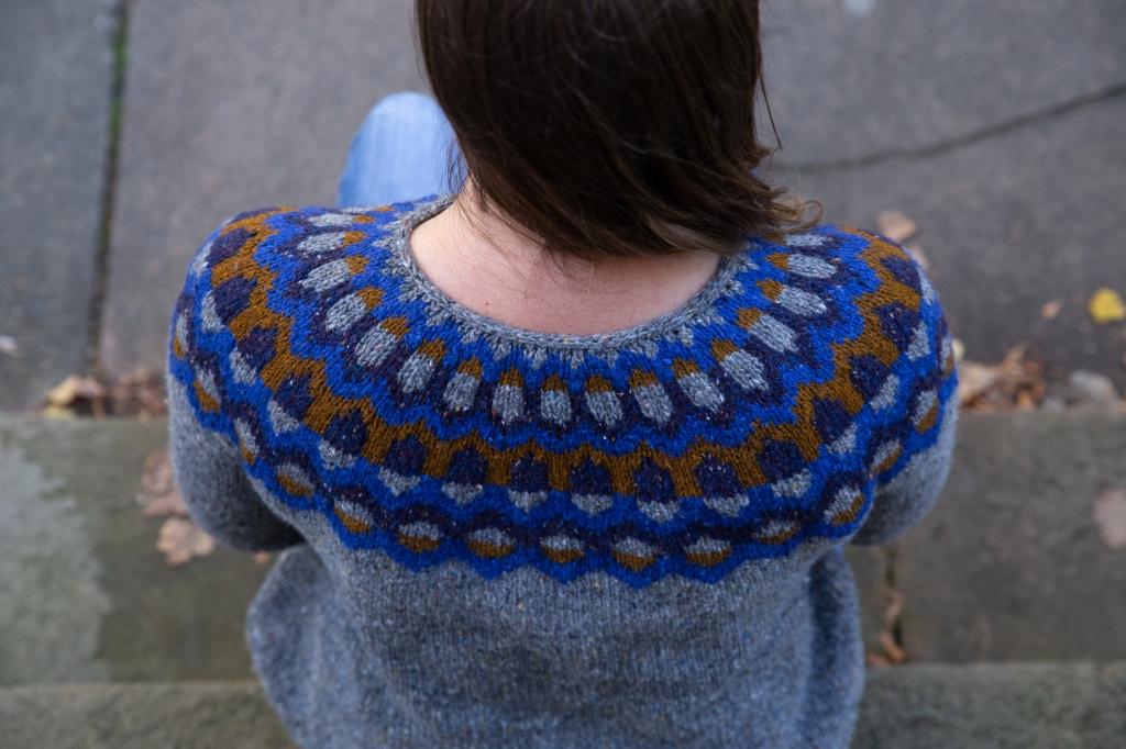 Rockfall Sweater Pattern