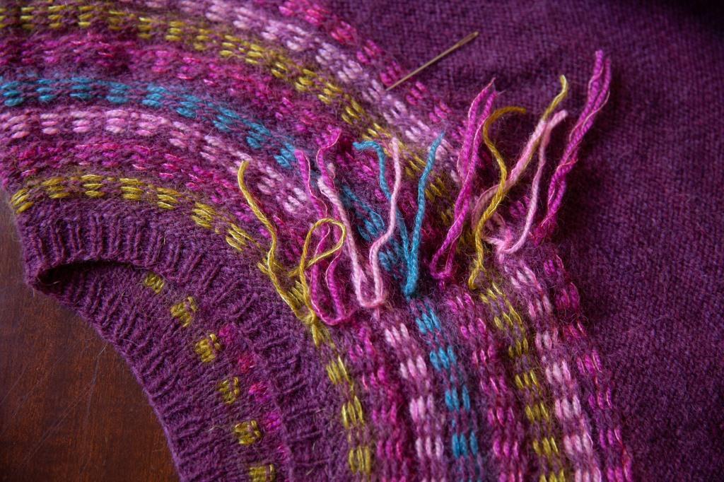 Embers Sweater Pattern