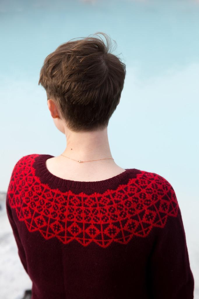 Compass Sweater Pattern