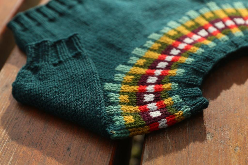 Sunshine Sweater pattern